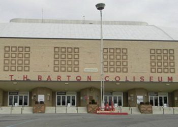 image for venue Barton Coliseum