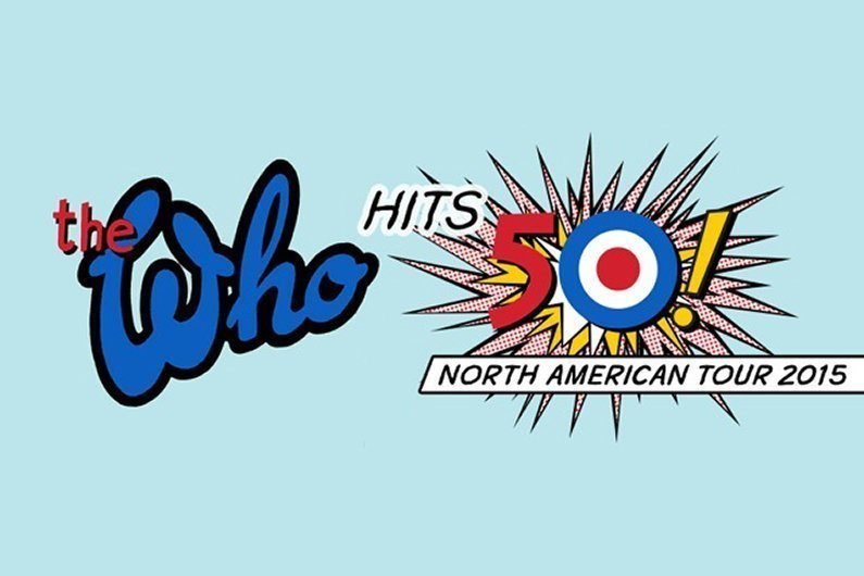 image for article The Who Hits 50! 2015 North American Tour Dates & Ticket Presale Announced