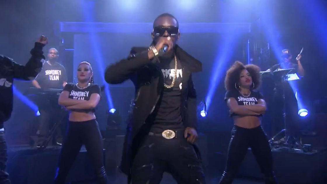 "image for article ""Hot Boy"" - Bobby Shmurda & The Roots on The Tonight Show Starring Jimmy Fallon 10.10.2014 [Official Video]"