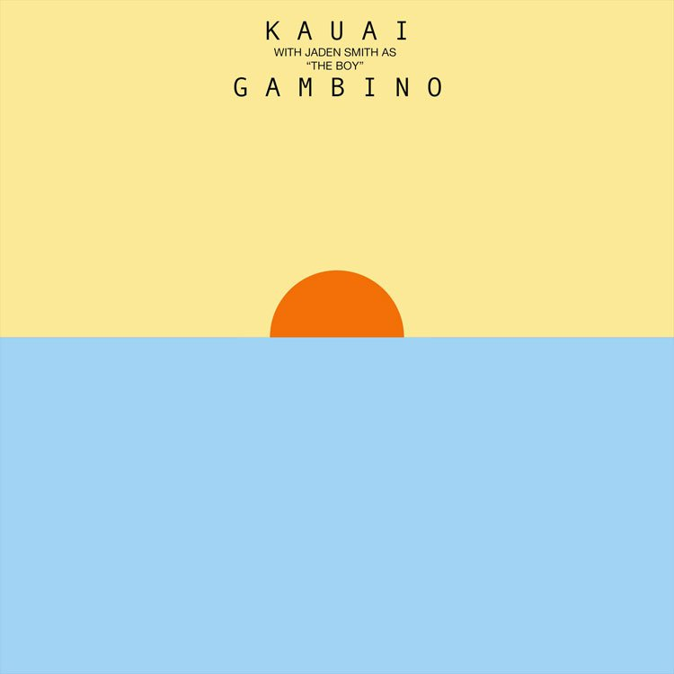 "image for article ""Kauai"" - Childish Gambino [Official Full EP Stream + Zumic Review]"