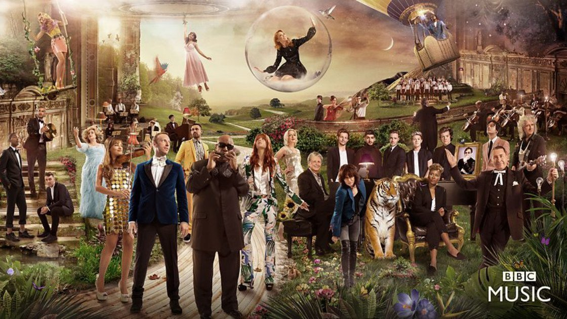 "image for article ""God Only Knows"" - BBC Music's Impossible Orchestra [YouTube Official Music Video + Behind-The-Scenes]"