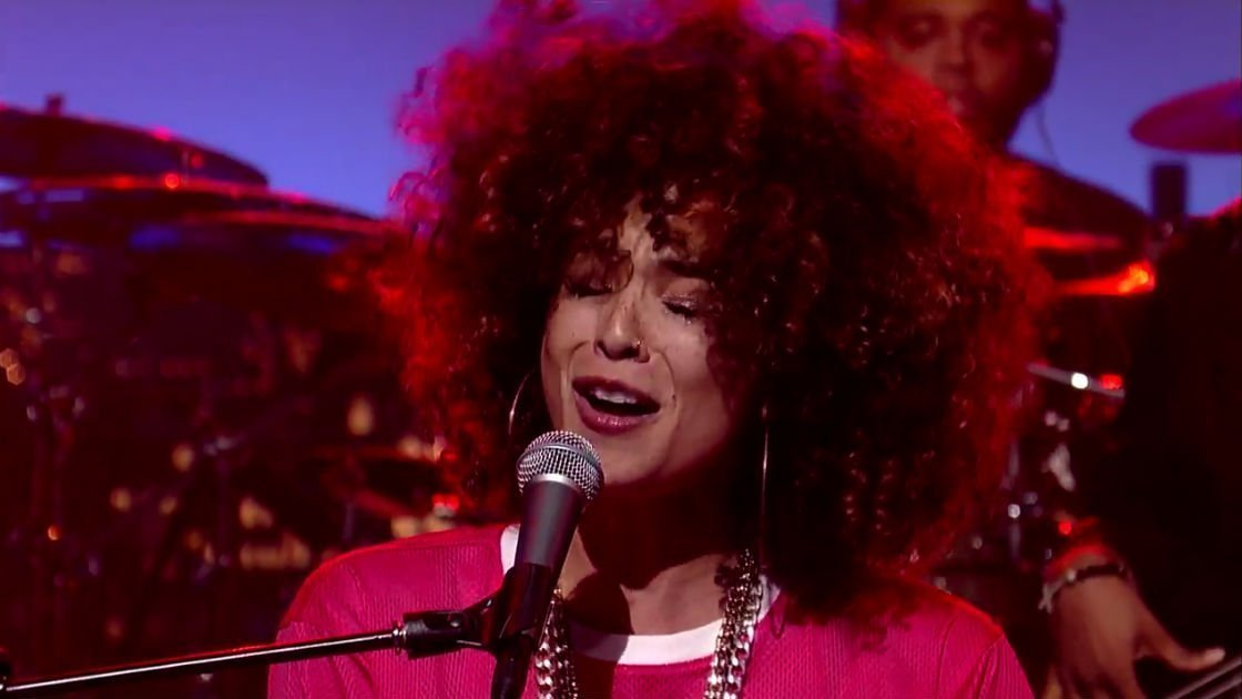"image for article ""Love Got In The Way"" - Kandace Springs on The Late Show With David Letterman 10.3.2014 [YouTube Video + Lyrics]"