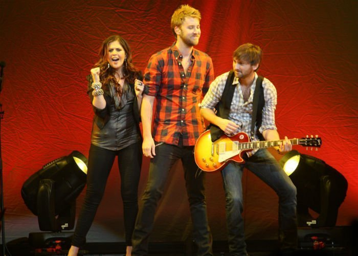 image for artist Lady Antebellum