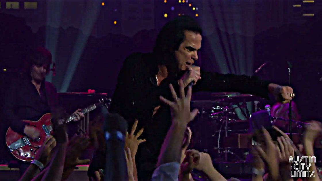 "image for article ""Stagger Lee"" - Nick Cave and the Bad Seeds on Austin City Limits [Web Exclusive YouTube Video]"