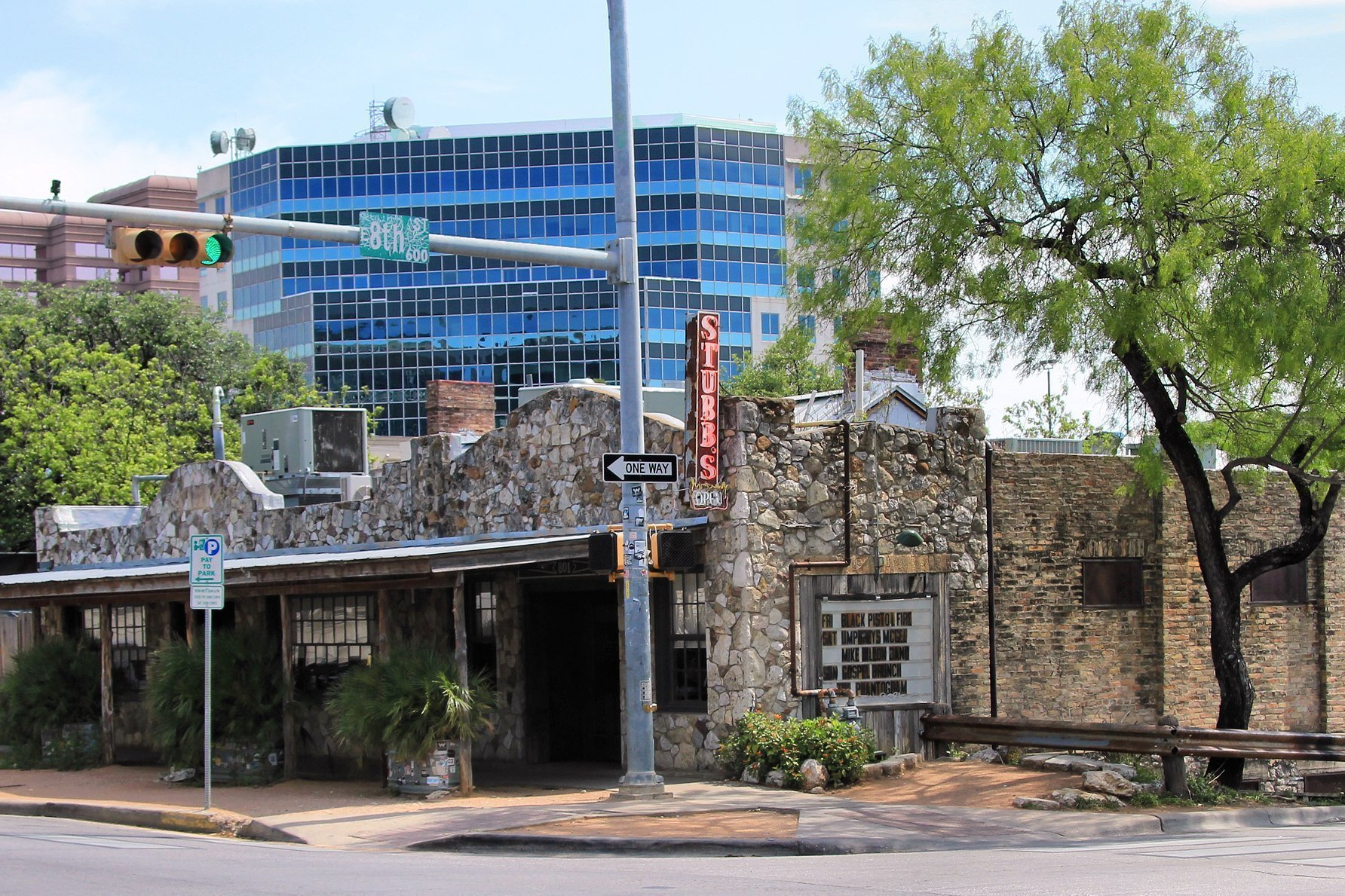 image for venue Stubbs BBQ