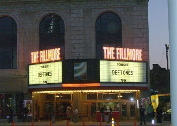 image for venue The Fillmore - Detroit