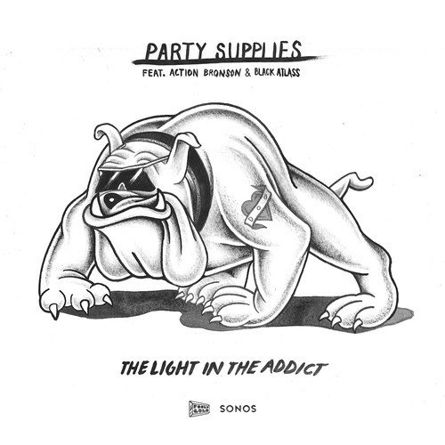 "image for article ""The Light in The Addict"" - Party Supplies ft Action Bronson & Black Atlass [SoundCloud Audio Stream + Lyrics]"