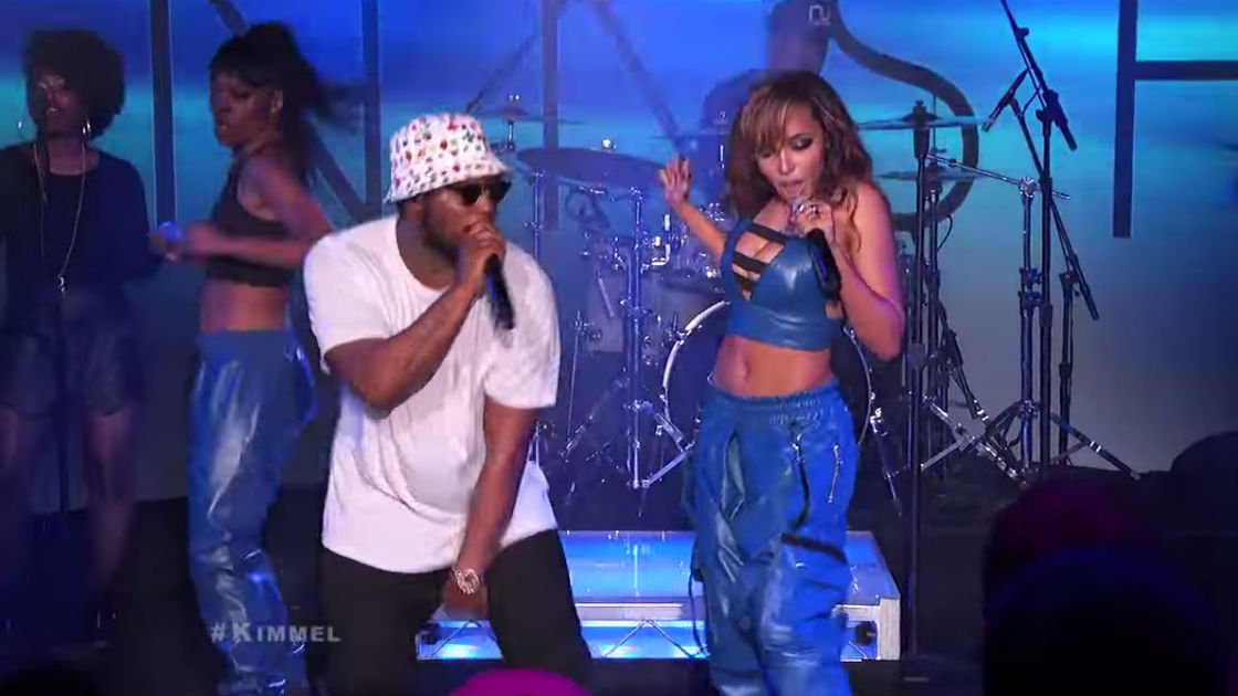 "image for article ""2 On"" - Tinashe ft SchoolBoy Q on Jimmy Kimmel Live 10.09.2014 [YouTube Video]"