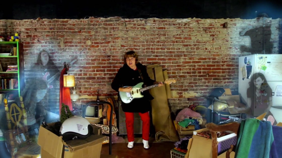 "image for article ""The Singer"" - Ty Segall [YouTube Official Music Video + Lyrics]"