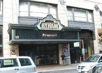 image for venue Byham Theater