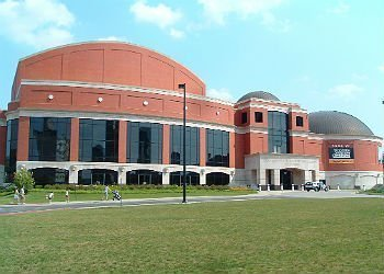 image for venue Clay Center