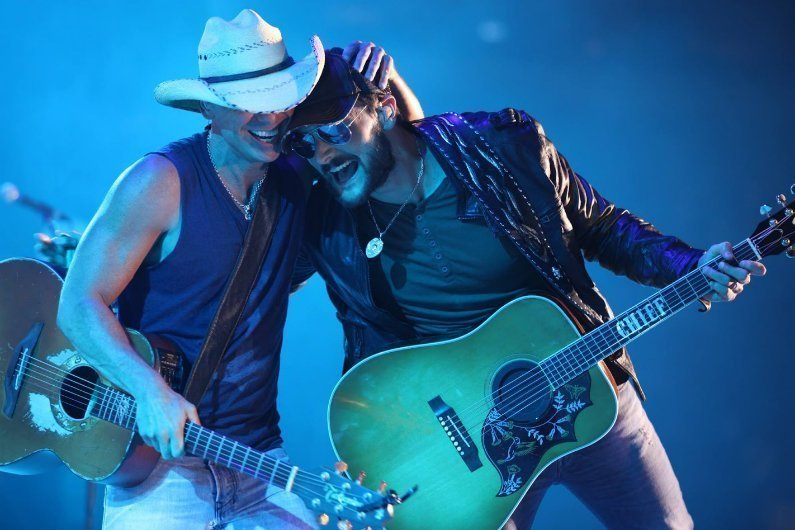 image for article Kenny Chesney & Eric Church 2015 Tour Dates & Ticket Pre-Sales Announced