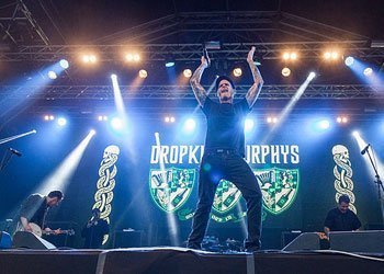 image for artist Dropkick Murphys