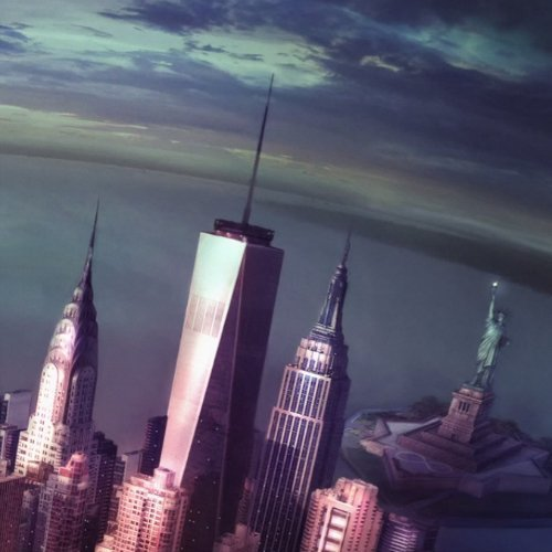 foo-fighters-i-am-a-river-cover-art-new-york-city-skyline-chrysler-building-empire-state-building