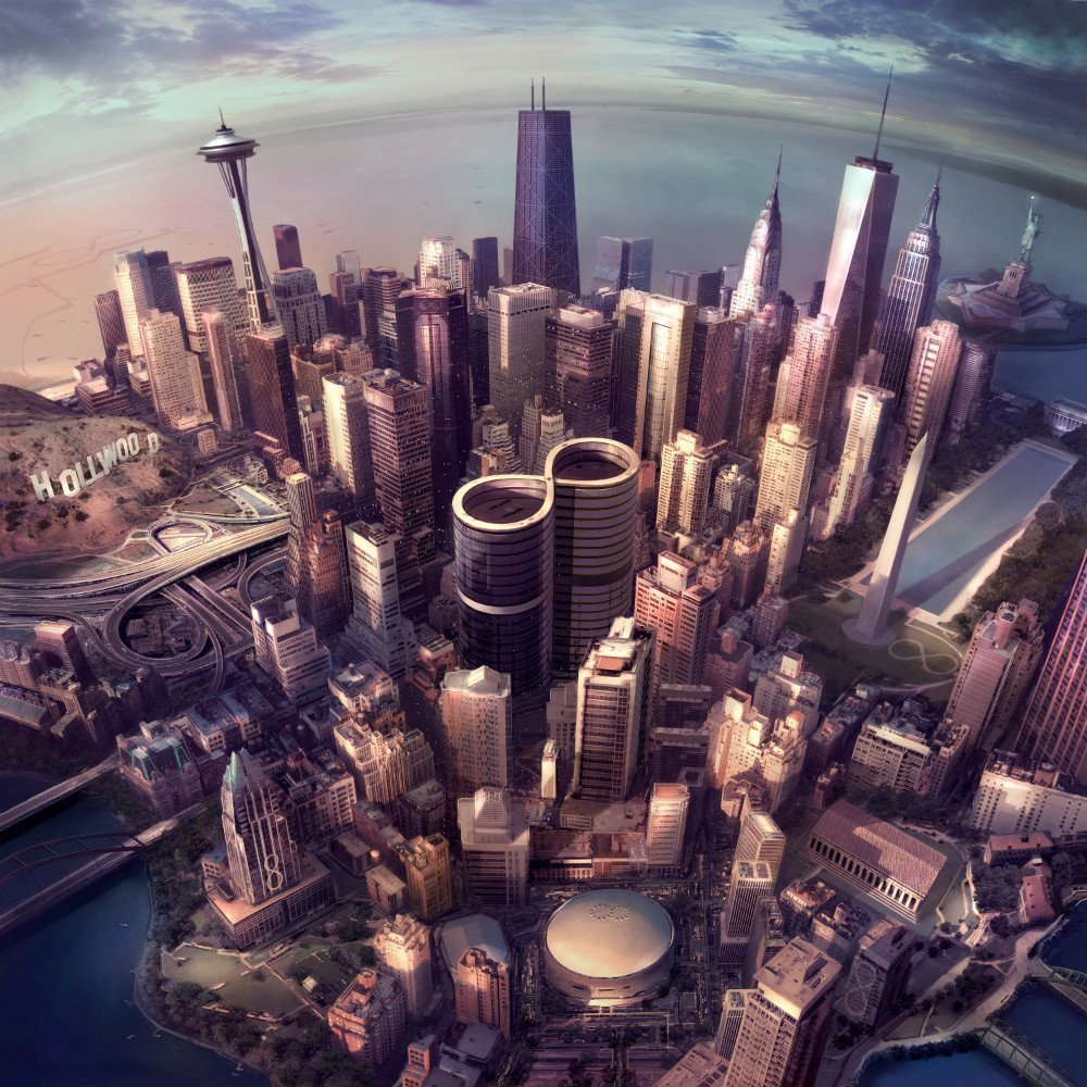 "image for article ""Sonic Highways"" - Foo Fighters [Official Full Album Stream]"
