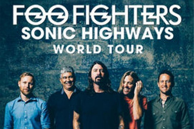 "image for article Foo Fighters 2015 Ticket Pre-Sale Codes Sent - Get The Scoop On The ""Sonic Highways"" North American Tour"