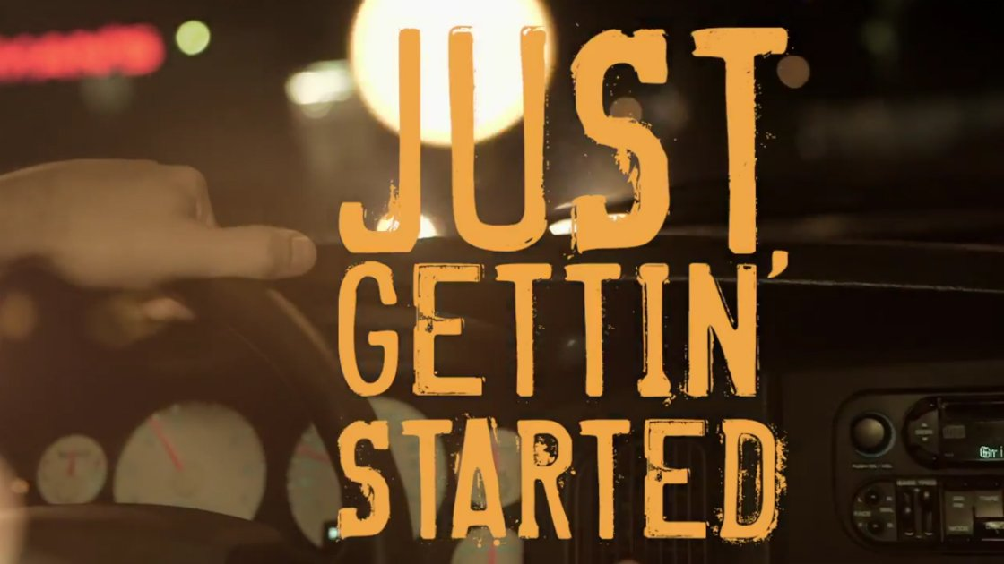 "image for article ""Just Gettin' Started"" - Jason Aldean [YouTube Official Lyric Video]"
