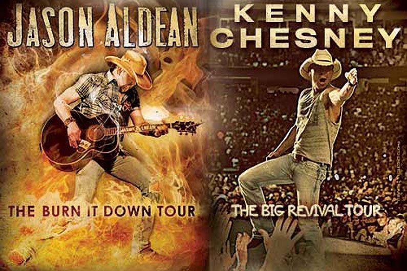 ... Chesney Concert kenny chesney announces 2015 big revival tour dates