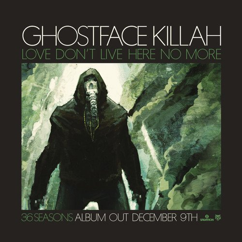 "image for article ""Love Don't Live Here No More"" - Ghostface Killah ft Kandace Springs [SoundCloud Audio Stream]"