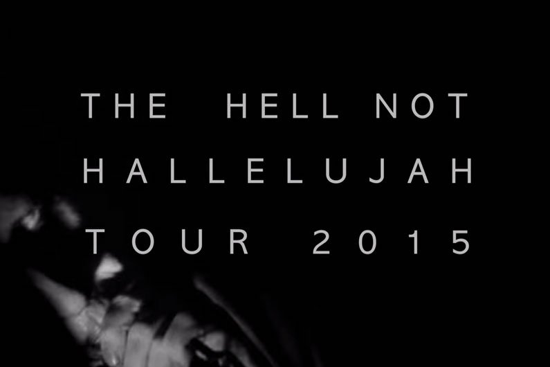 "image for article Marilyn Manson ""Hell Not Hallelujah"" 2015 Tour Dates & Ticket Sales"