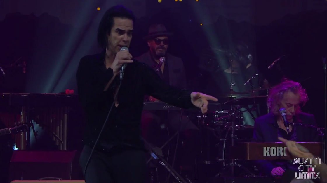 image for article Nick Cave and the Bad Seeds on Austin City Limits 11.01.2014 [Official PBS Video]