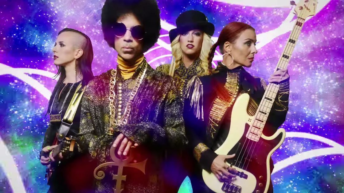 "image for article ""Funknroll"" - Prince [YouTube Official Lyric Video]"