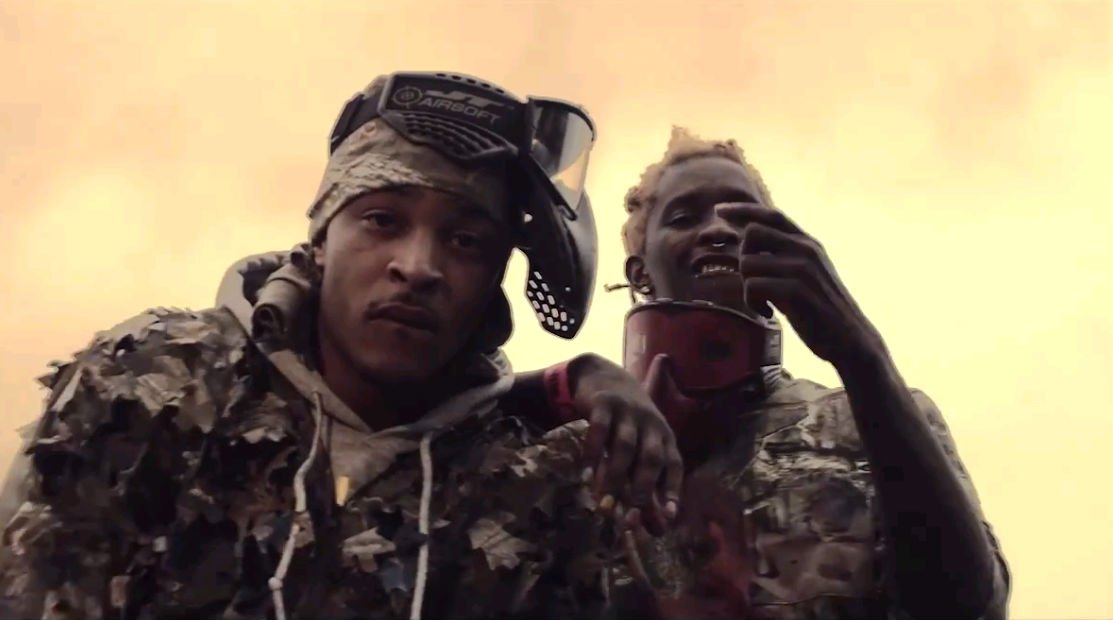 "image for article ""I Need War"" - T.I. ft Young Thug [YouTube Official Music Video + Lyrics]"