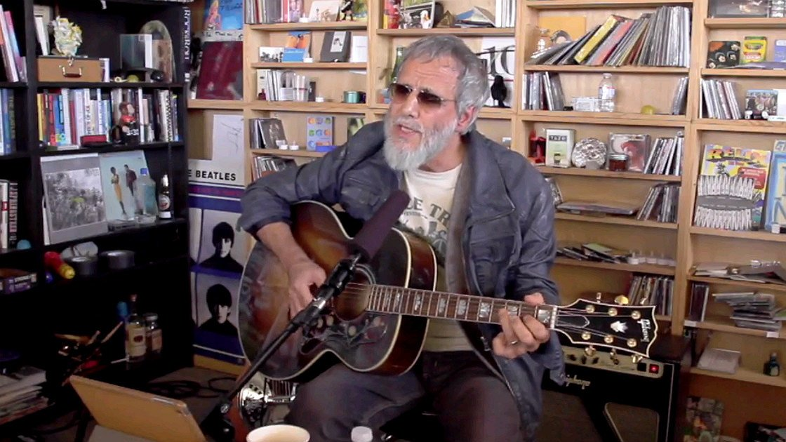 image for article Yusuf / Cat Stevens NPR Tiny Desk Concert 2014 [Official Video + Free MP3 Download]