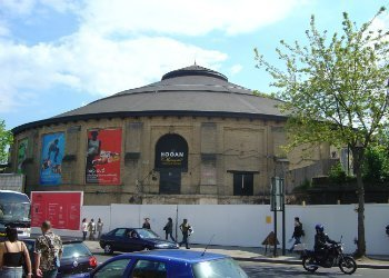 image for venue Roundhouse