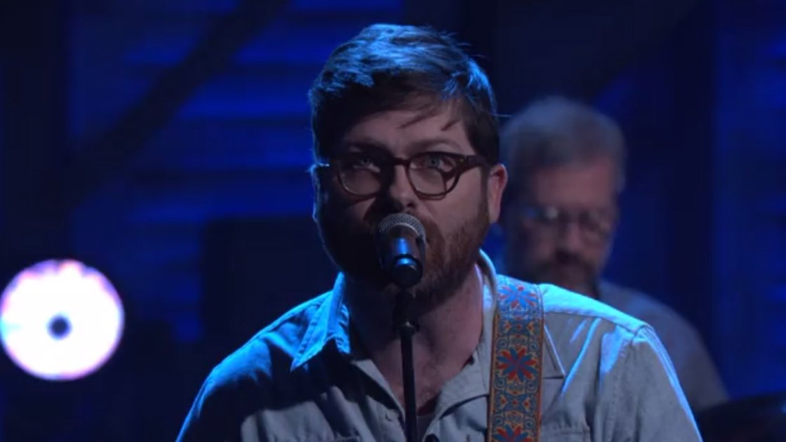 "image for article ""Make You Better"" - The Decemberists on Conan 12.3.2014 [Official Video]"