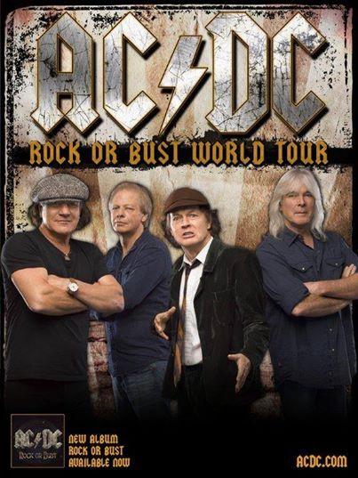 Acdc tour dates in Brisbane