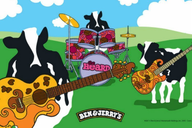 image for article 12 Ben & Jerry's Ice Cream Flavors Inspired By Musicians, Bands, and Festivals
