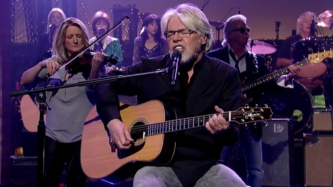 image for article Bob Seger Interview & Performance on The Late Show with Letterman 12.15.2014 [YouTube Official Video]