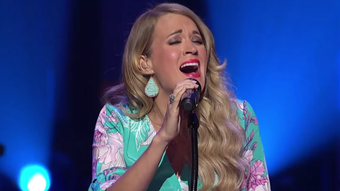 "image for article ""Wine After Whiskey"" - Carrie Underwood Live at the Grand Ole Opry 7.25.2014  [YouTube Official Video]"