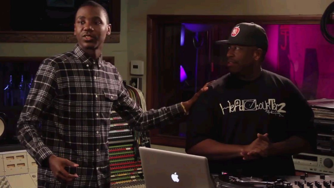 image for article DJ Premier Debuts New Game-Changing Beats on Funny or Die