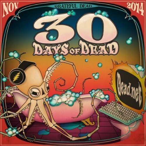 "image for article ""30 Days of Dead"" (2014 Collection) - Grateful Dead [Official Free Download]"