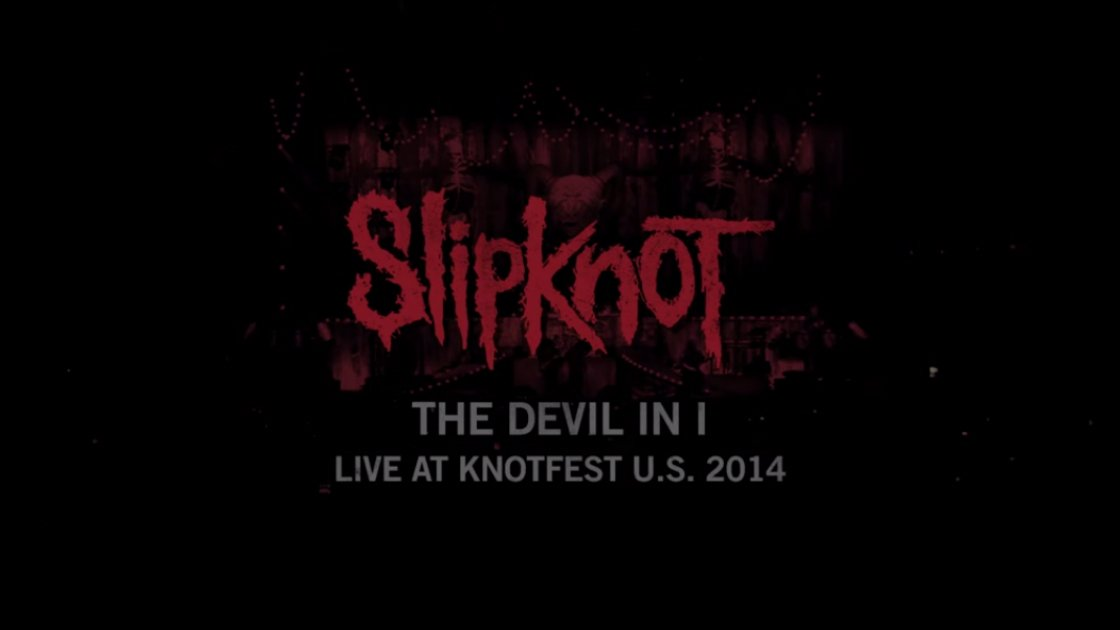 Quot The Devil In I Quot Slipknot Live At Knotfest 2014 In San