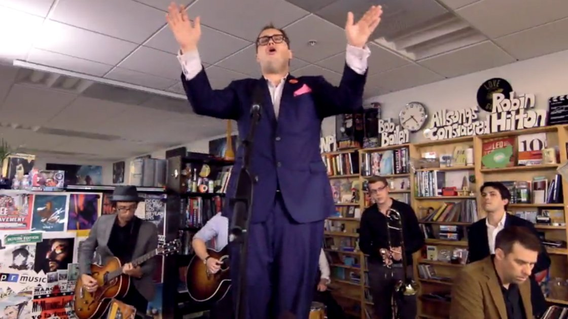 image for article St. Paul and The Broken Bones NPR Tiny Desk Concert 2014 [YouTube Official Video]