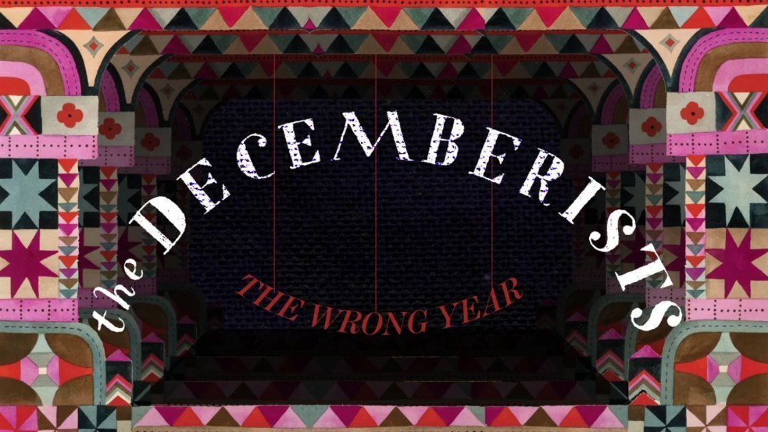 the-decemberists-the-wrong-year-lyric-video-colors-title-screen