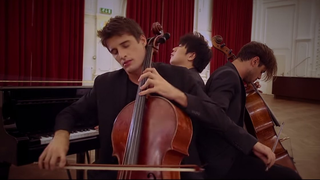 "image for article ""Live And Let Die"" - 2Cellos & Lang Lang (Paul McCartney Cover) [YouTube Official Music Video]"
