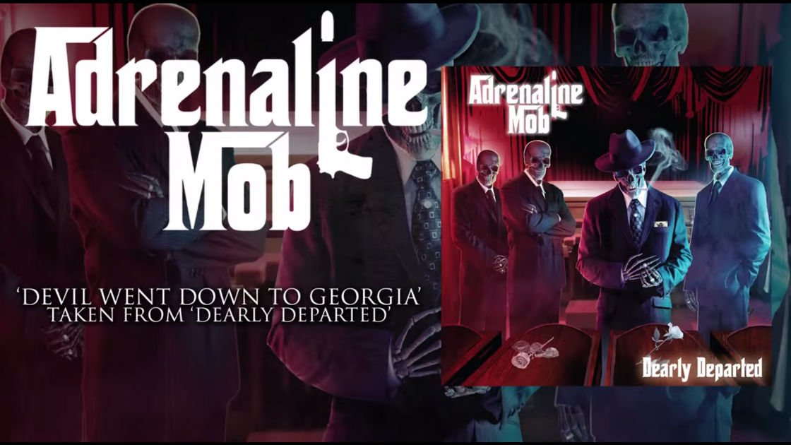 "image for article ""The Devil Went Down To Georgia"" - Adrenaline Mob (Charlie Daniels Band Cover) [Official YouTube Audio Stream]"