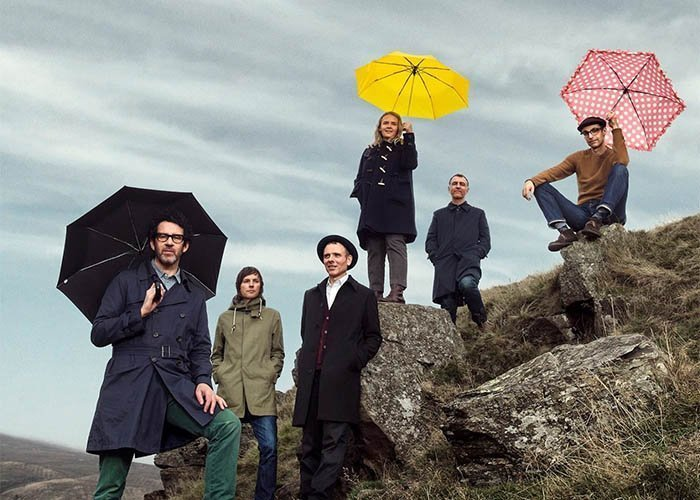 image for event Belle and Sebastian