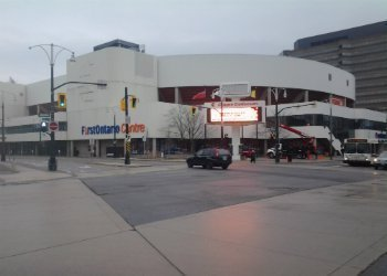 image for venue FirstOntario Centre