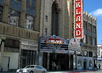 image for venue Fox Theater - Oakland