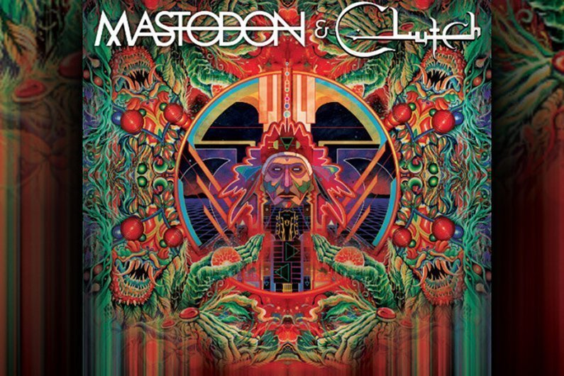 image for article Mastodon + Clutch 2015 Tour Dates & Ticket Presale Codes Announced