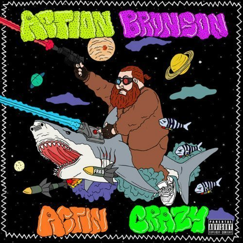 "image for article ""Actin Crazy"" - Action Bronson [YouTube Official Audio Stream]"