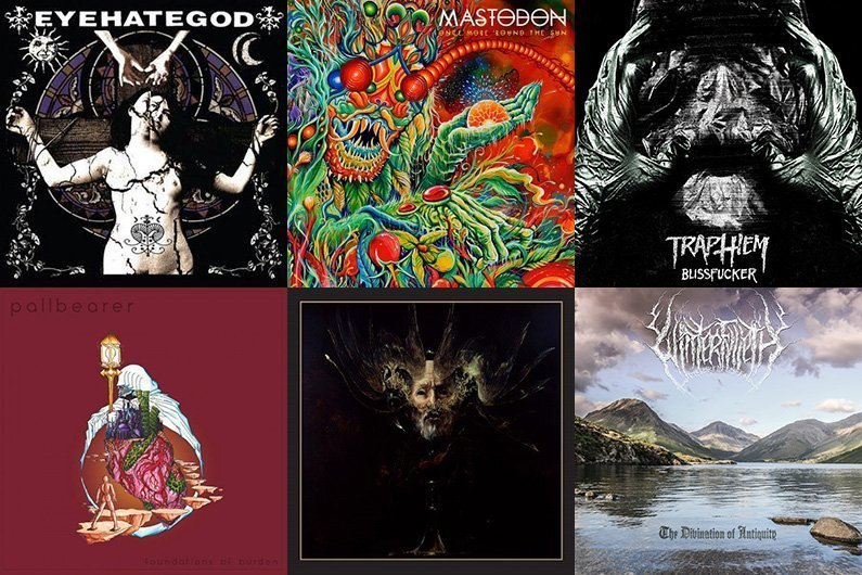 image for article The Best Metal Albums of 2014 [Zumic Staff Picks]
