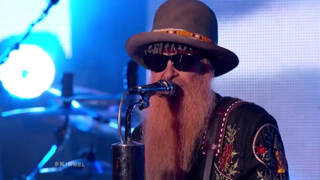 image for event Billy Gibbons and Mike Flanigin