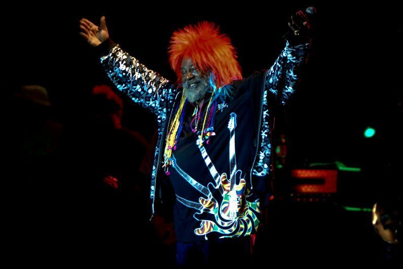 image for event George Clinton and Parliament Funkadelic and Dam-Funk