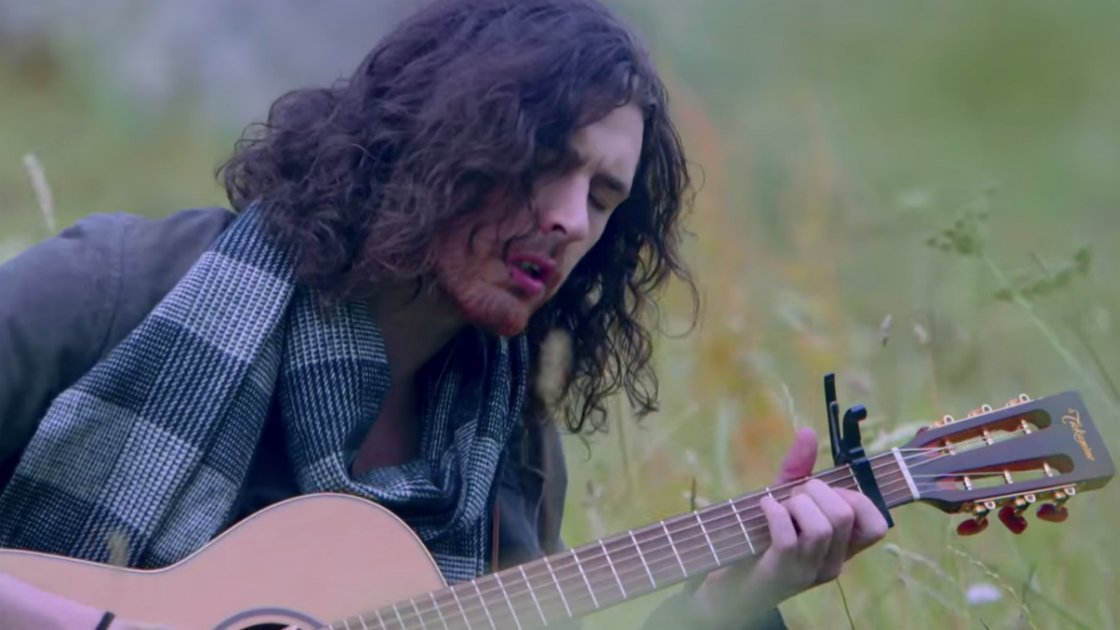 "image for article ""To Be Alone"" (Acoustic) - Hozier [YouTube Performance Video]"